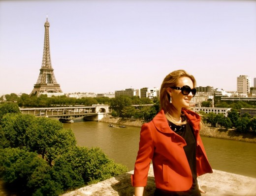 La Québécoise Judith Ritchie vit à Paris depuis 2009.