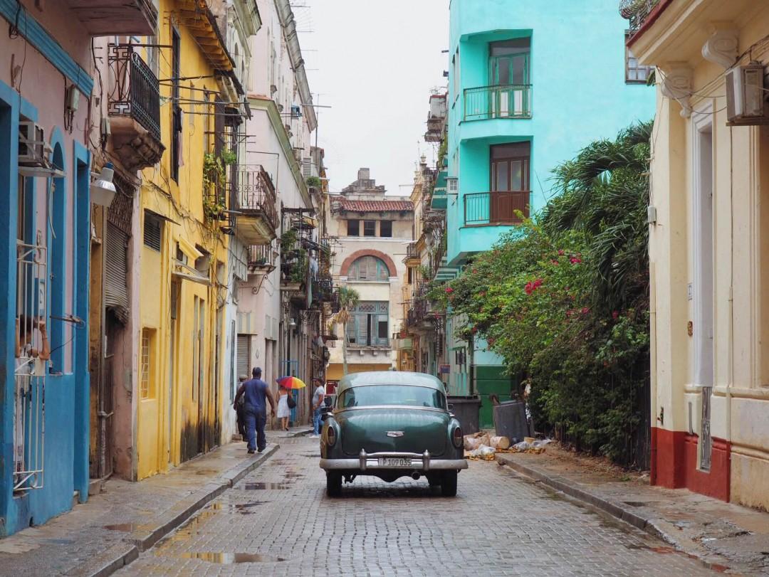 La Havane (Crédit: Marie-Julie Gagnon)