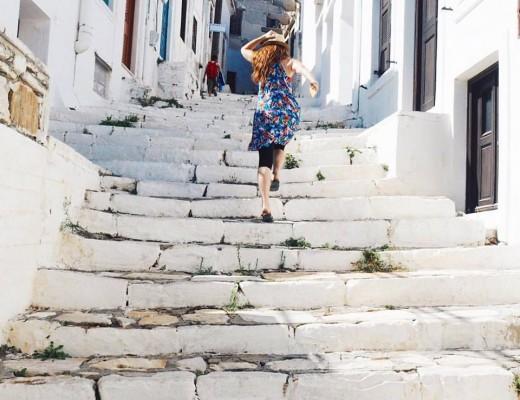 (Photo prise par Marie-Ève Vallières en Grèce.)