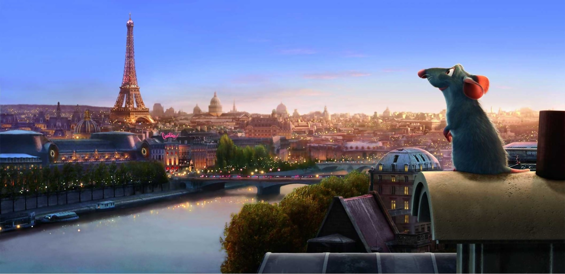 Source image: film Ratatouille de Disney