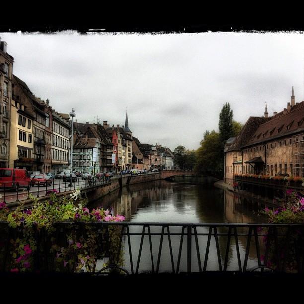 Strasbourg l'automne