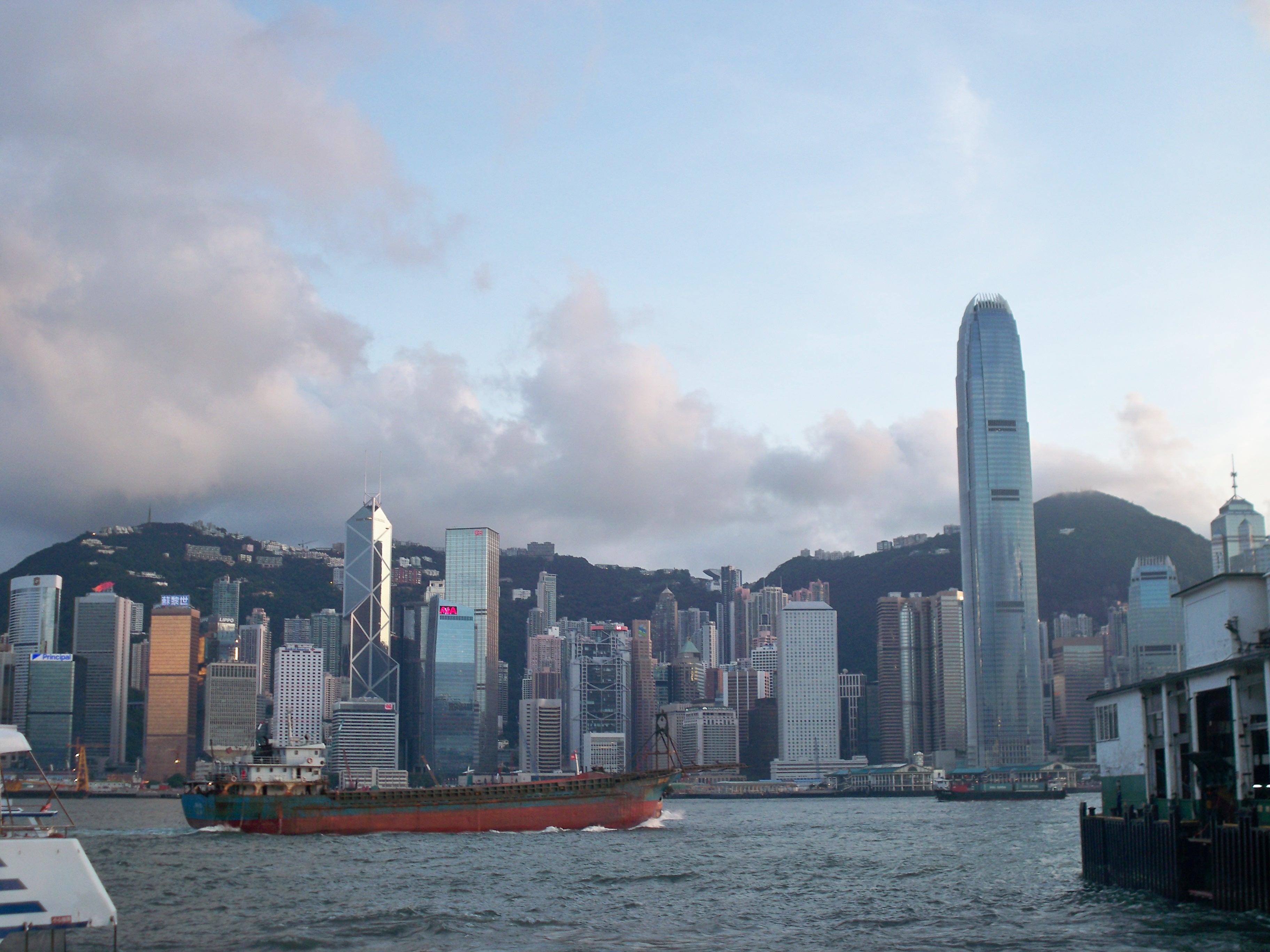 Hong Kong (©Sébastien Lévesque)