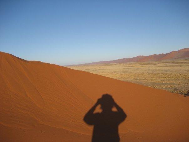 Désert de Namibie (© Tina De Vito)