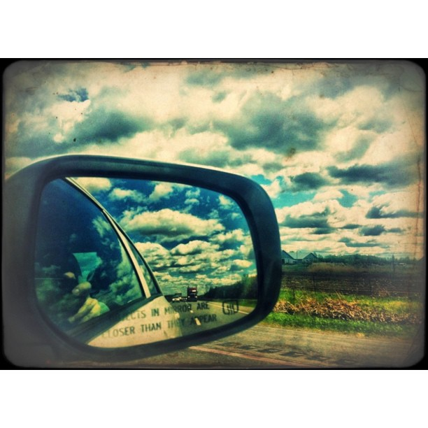 De mémoire, j'ai utilisé trois applications avant de publier cette photo sur Instagram.
