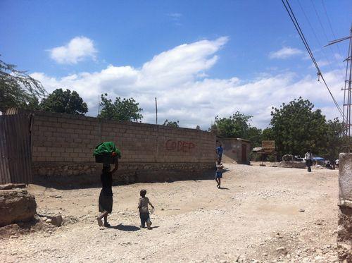 Village de Noailles, près de Port-au-Prince