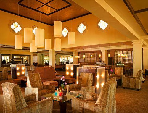 Le Lobby bar (©Paradisus Palma Real)