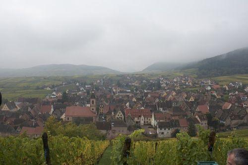Chez Hugel, en Alsace