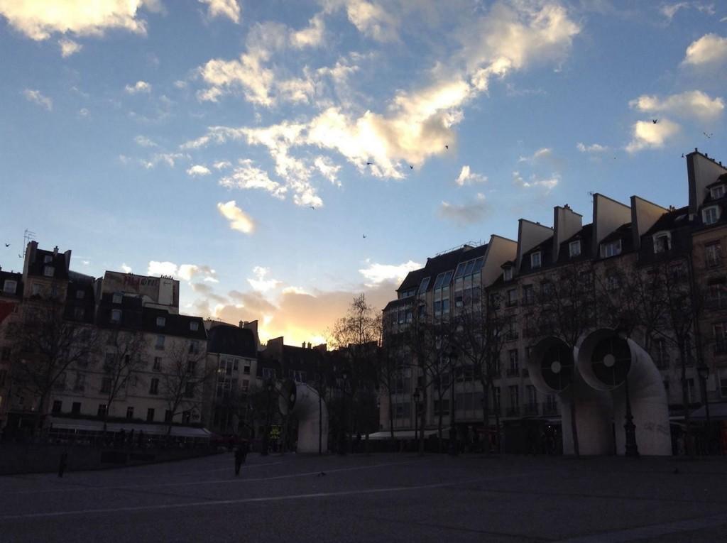 Bonne nuit Paris!